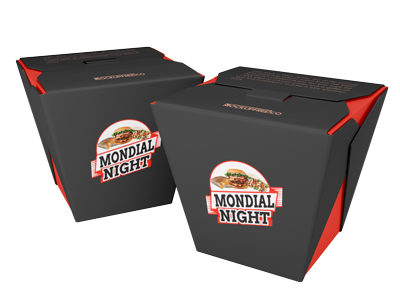 LA BOX CHICKEN NIGHT Poulet 			 						 						8€Commander par tél ou SMS